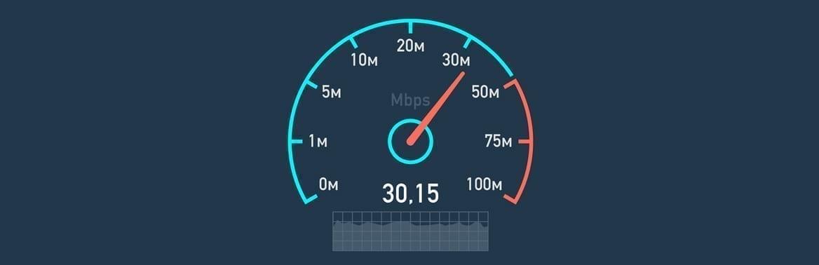 desenho de um velocímetro para a matéria sobre teste de velocidade