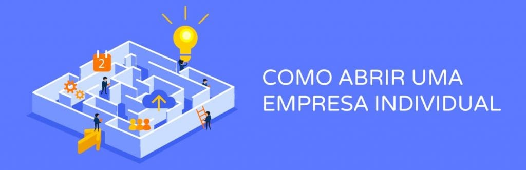imagem para ilustrar matéria sobre como abrir uma empresa individual