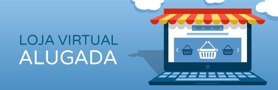 loja virtual alugada