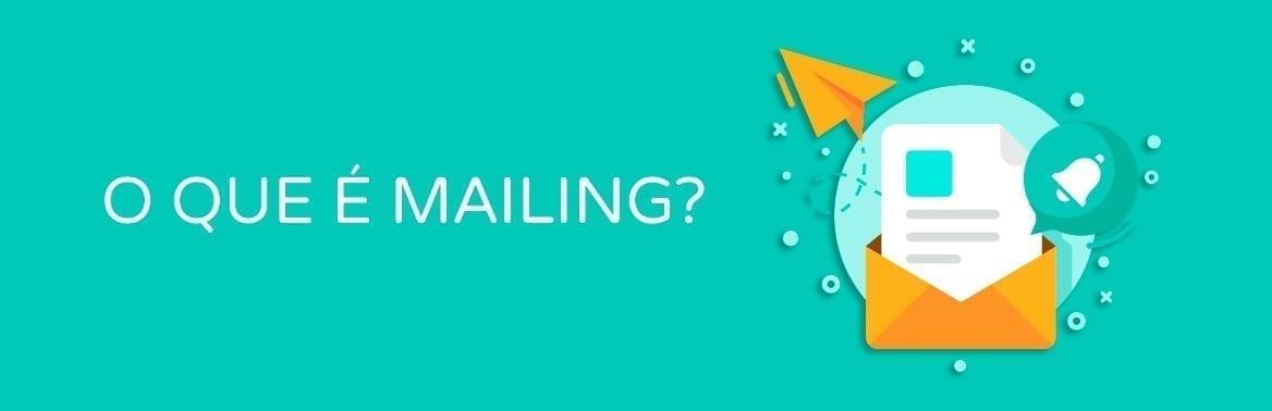 foto para ilustrar matéria sobre o que é mailing