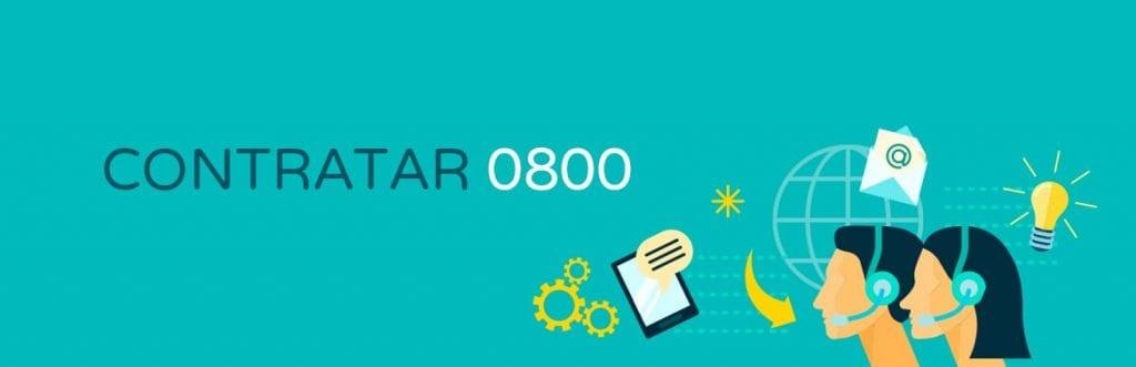 O que é e como contratar 0800 para empresa?