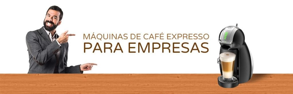 máquinas de café expresso para empresas