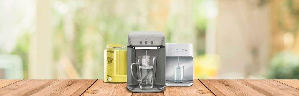 melhor purificador de água para empresa