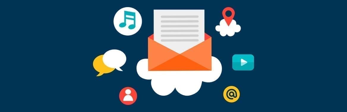 tipos de e-mail para empresas