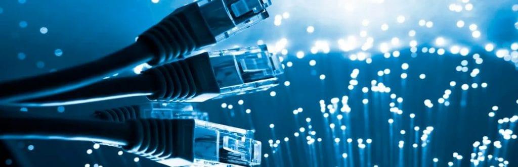 que é internet fibra ótica