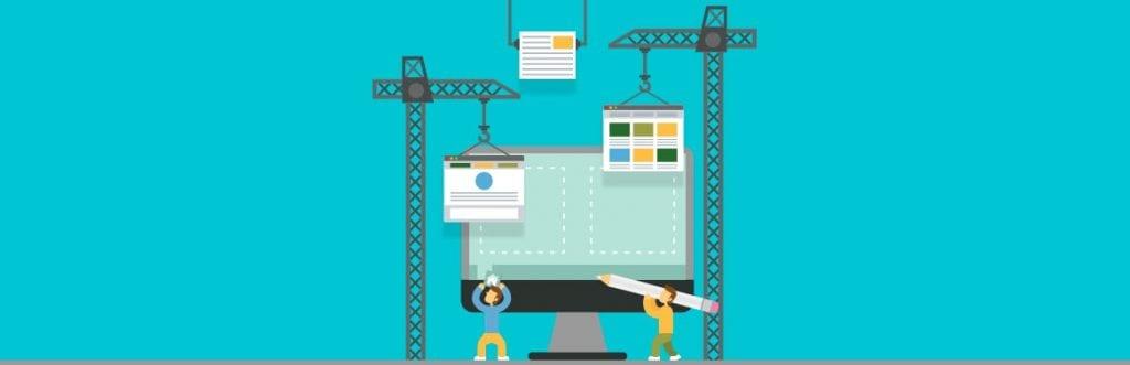 Melhor construtor de site: 5 opções para escolher!