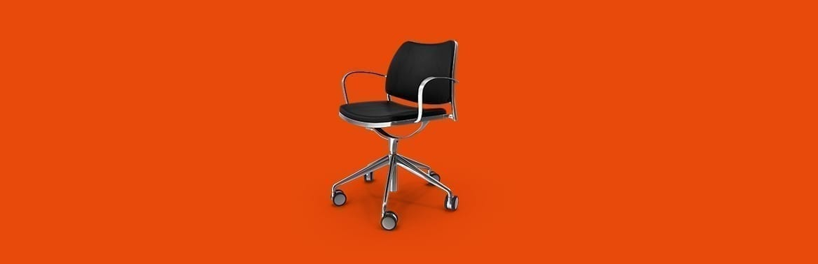 tipos de cadeira de escritório