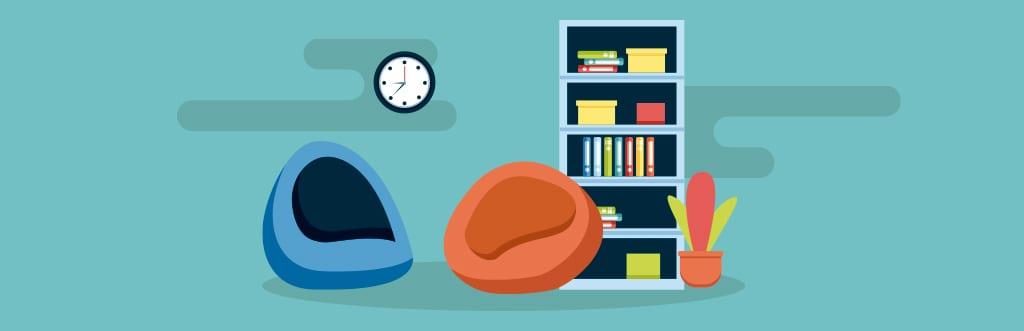 escritório próprio ou coworking