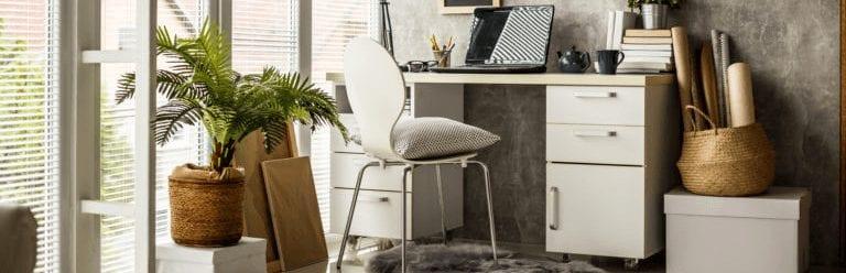 Como montar uma estação de trabalho Home Office